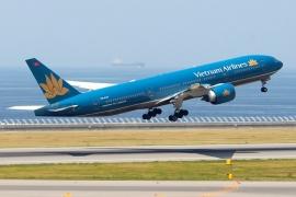 CHƯƠNG TRÌNH NÂNG HẠNG TITAN CHO THẺ TÍN DỤNG VIETCOMBANK VIETNAM  AIRLINES AMERICAN EXPRESS